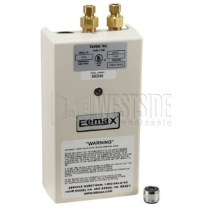 Eemax SP35 Tankless Water Heaters