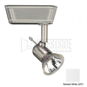 WAC Lighting HHT-816-WT Track Lighting Fixtures
