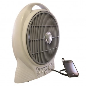 Gama Sonic GS-27R Portable Fans