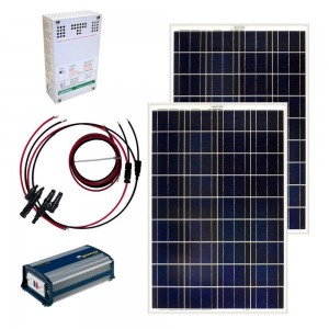 Grape Solar GS-200-KIT Solar Power