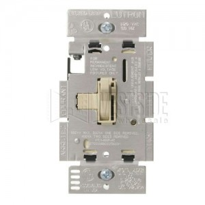 Lutron AYLV-600P-IV Wall Dimmers