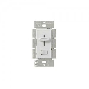 424914 1_9 lutron s 600p wh dimmer switch, 600w 1 pole skylark incandescent  at bayanpartner.co