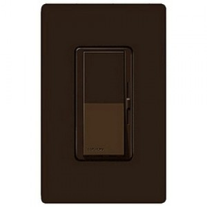 Lutron DV-103P-BR Wall Dimmers