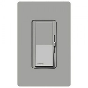 Lutron DV-103P-GR Wall Dimmers