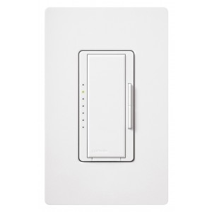 Lutron MAW-600H-WH Wall Dimmers