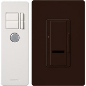 Lutron MIR-600THW-BR Wireless Dimmers