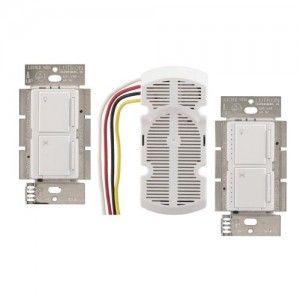 Lutron MA-LFQ3-WH Fan Speed Control