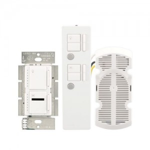 Lutron MIR-LFQMT-WH Fan Speed Control