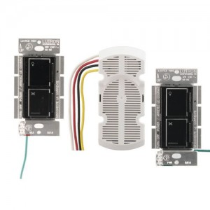 Lutron MA-LFQ3-BL Fan Speed Control