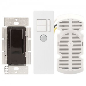 Lutron MIR-FQ4FMT-BL Fan Speed Control