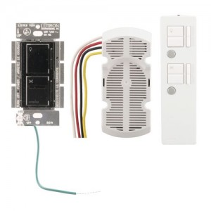 Lutron MIR-LFQMT-BL Fan Speed Control