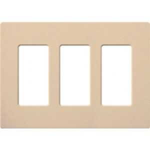 Lutron SC-3-DS Decora Wall Plates