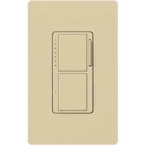 Lutron MA-L3S25-IV Combo Switches