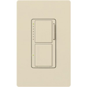 Lutron MA-L3S25-LA Combo Switches