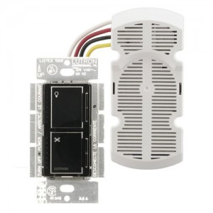 Lutron MA-LFQM-BL Fan Speed Control