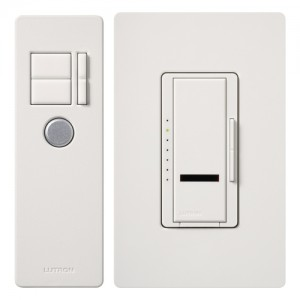 Lutron MIR-1000MT-WH Wireless Dimmers