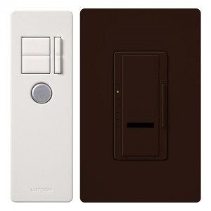 Lutron MIR-600T-BR Wireless Dimmers