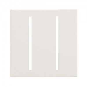 Lutron VTW-2-WH Specialty Wall Plates