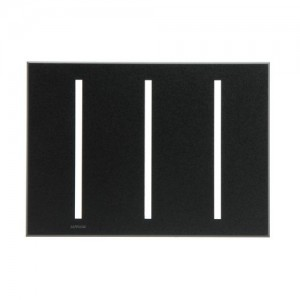 Lutron VTW-3-BL Specialty Wall Plates