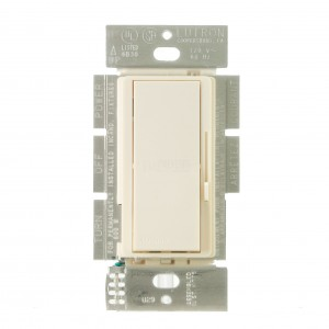 Lutron DVSC-600P-ES Wall Dimmers