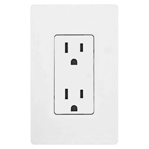 Lutron Car 15 Wh Electrical Outlet 15a Claro Decorator