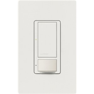 Lutron MS-VPS6M-DV-WH Vacancy Sensors