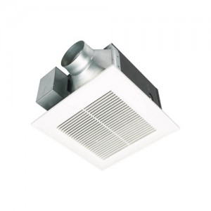 Panasonic Fv 11vq5 Whisper Ceiling Mounted Fan 110 Cfm