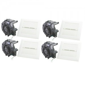 Panasonic FV-08VSB1 Extra Quiet Bath Exhaust Fans