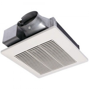 Panasonic FVVS Bathroom Fan CFM WhisperValue Super Low - Panasonic ultra quiet bathroom fan