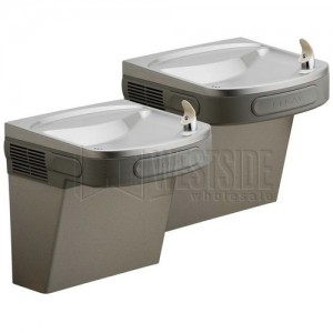 Elkay EZSTLR8SC Double Drinking Fountains