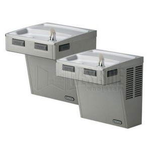 Elkay EMABFTL8SC Double Drinking Fountains