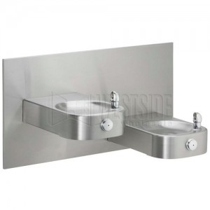 Elkay EHWM17C Double Drinking Fountains