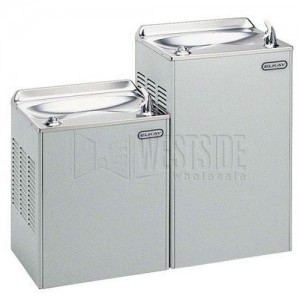 Elkay EWTLA8LK Double Drinking Fountains
