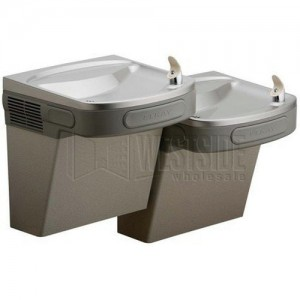 Elkay LZSTL8LC Double Drinking Fountains