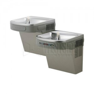 Elkay LZOSTL8LC Double Drinking Fountains
