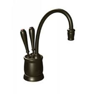 InSinkErator F HC2215ORB Indulge Tuscan Instant Hot U0026 Cold Water Dispenser,  Faucet Only   Oil Rubbed Bronze