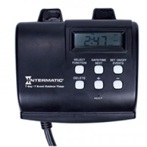 Intermatic HB880R Light Timers