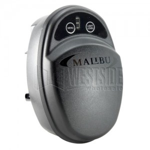 Malibu Lighting ML100THB 100W Power Pack With Low Voltage Transformer and  Automatic Timer