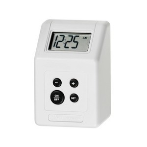 intermatic dt121c digital plug in lamp timer - Lamp Timer