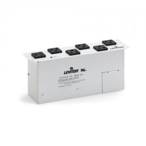 Leviton 48212-6S Surge Protection
