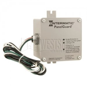 Intermatic IG1240RC Surge Protection