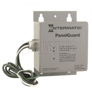 Intermatic IG3240RC Surge Protection