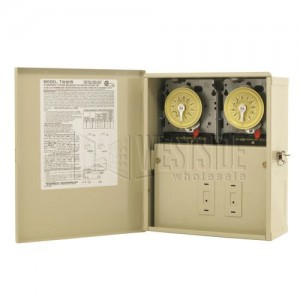Intermatic T10101R Pool Control Panels