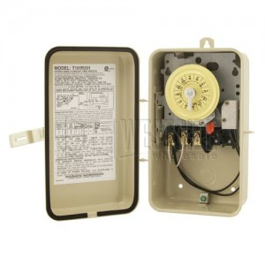 Intermatic T101R201 Sprinkler Timers