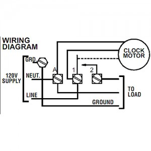 t104p3 wiring diagram intermatic t104p3 timer  208 277v dpst 24 hour mechanical timer w  208 277v dpst 24 hour mechanical timer