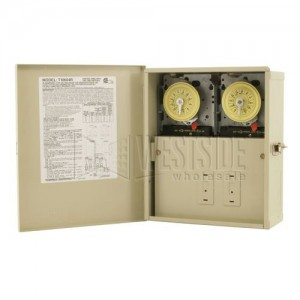 Intermatic T10604R Pool Control Panels