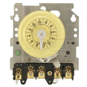 how to set intermatic mechanical timer