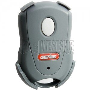 Genie Gict390 1 Pro Intellicode Compact Garage Door Remote