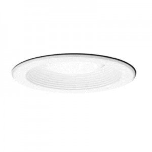Halo 5001P 5-Inch White Baffle Trim