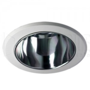 Halo recessed lighting trim 5 clear specular reflector white halo 5020sc 5 recessed lighting trim aloadofball Choice Image